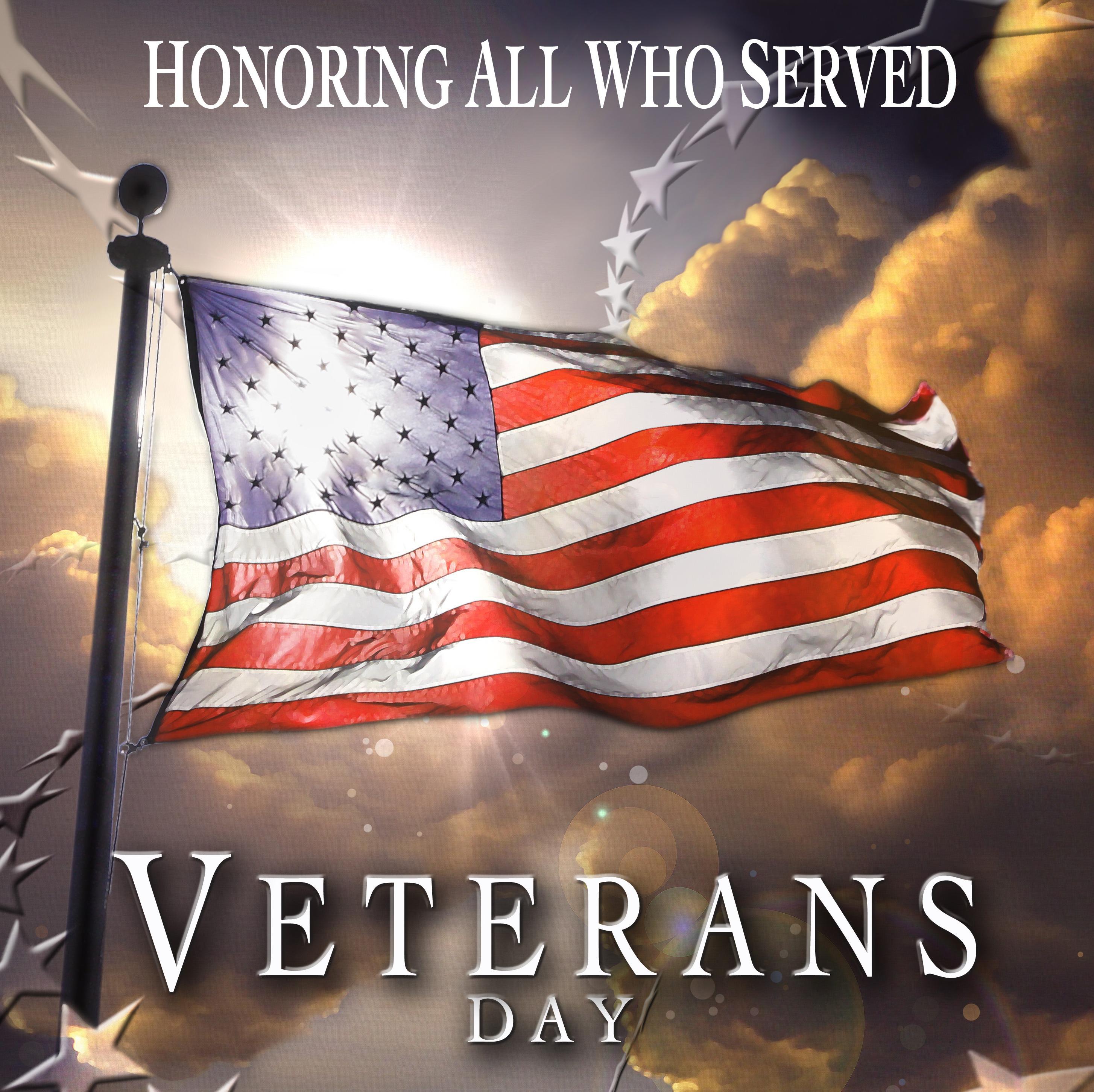Happy Veterans Day - Mid Florida Materials